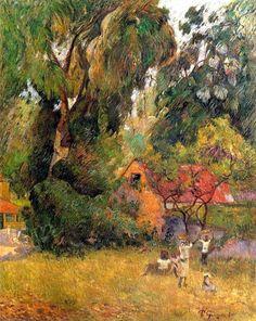 """bofransson: """" Paul Gauguin """""""