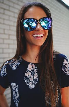 I want these sunnies so bad! Quay Eyeware - About Last Night Sunglasses - Tort | Accessories | Peppermayo