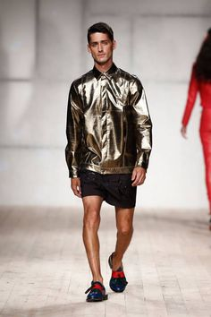 Male Fashion Trends: Luis Carvalho Spring-Summer 2017 - Moda Lisboa