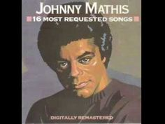 If you were born in 1957, people were hearing Johnny Mathis for the first time on their radios that year - his big hits at the start of his career were 'Wonderful, Wonderful,' and this one 'It's Not For Me To Say'
