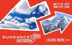 Sundance 2013 Film Festival