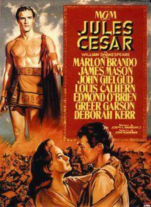 Marlon Brando in Shakespeare's Julius Caesar