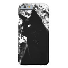 Shop Black Cat Portrait Case-Mate iPhone Case created by stdjura. Iphone 6 Cases, Portrait Photography, Elegant, Cats, Black, Classy, Gatos, Black People, Portraits