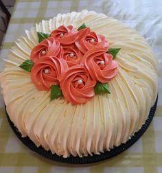 Cake Decorating Designs, Cake Decorating Supplies, Cake Decorating Techniques, Cake Designs, Cake Icing, Buttercream Cake, Cake Design Inspiration, Amazing Cakes, Beautiful Cakes