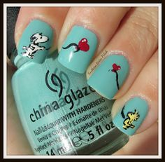 Snoopy and Woodstock!!! Me want!!!