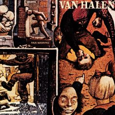 Van Halen - Fair Warning