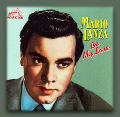 """Just Music. Mario Lanza sings """"The Lord's Prayer"""" in this 1951 recording with the Jeff Alexander Choir & Orchestra where Constantine Callinicos conducted. Classical Opera, Classical Music, Gospel Music, My Music, Santa Lucia, World Music, Popular Music, Choir, Orchestra"""