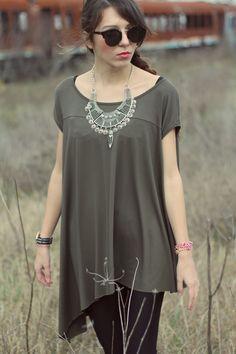 Shirt Dress, T Shirt, Tunic Tops, Dresses, Women, Fashion, Supreme T Shirt, Vestidos, Moda