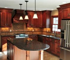 Kitchen Remodel In Carmel, IN. Designed By Weiss And Company, LLC. In