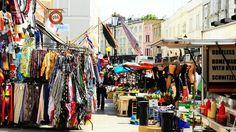 Market a portebelo ( Notting Hill)
