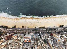 Fotógrafos impressionam com magens de metrópoles feitas do céu   Virgula