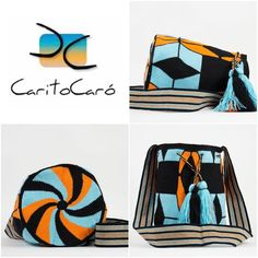 9 vind-ik-leuks, 1 reacties - Carito Caró (@caritocarolife) op Instagram: 'Genuine Wayuu Bags #wayuustyle #colorful #colombia'