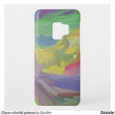 Select from a variety of Colorful Samsung cases. Shop now for custom covers or create your own design! Samsung Galaxy S9, Color Patterns, Phone Cases, Colorful, Design, Colour Pattern, Phone Case