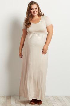 5fe4227e339e2 Plus size maternity clothes Plus Size Maternity Dresses, Maternity Gowns,  Stylish Maternity