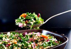 Taboulé libanais Fajitas, Buffet, Entrees, Salsa, Beverages, Brunch, Food And Drink, Veggies, Gluten