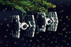 Adornos geek navideños para tu árbol de navidad [FOTOS] Otrogeek.net