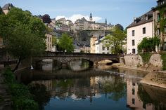 15 Best Places to Visit in Luxembourg - The Crazy Tourist Leading Hotels, Travel Dating, Online Travel, Air France, Luxembourg, World Heritage Sites, Cool Places To Visit, Belgium, Beautiful Places