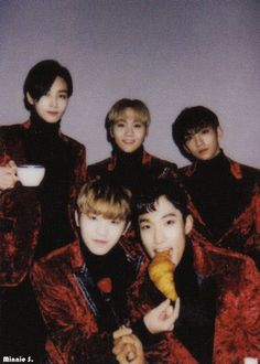 Scan - Vocal Unit low quality pictures of high quality people is perfection