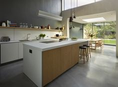 bulthaup by Kitchen Architecture 'Light-filled family home' case study