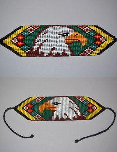 off loom beading techniques Native Beading Patterns, Seed Bead Patterns, Native Beadwork, Indian Beadwork, Weaving Patterns, Loom Bracelet Patterns, Beaded Necklace Patterns, Bead Loom Bracelets, Bead Loom Designs
