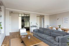 140 m2 rénovés sur l'Île de la Jatte à Neuilly-sur-Seine, mon concept habitation - Côté Maison