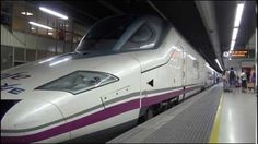 Barcelona Sants Railway Station - Adif - Renfe - Spain, Catalunya Barcelona Sants is the main railway station in Barcelona, Spain, Catalunya owned by Adif. More about trains in Spain and train stations: Renfe