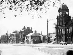 Woodhouse Lane, Reservoir Street