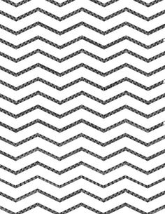 Printable Chevrons from Mel Stampz
