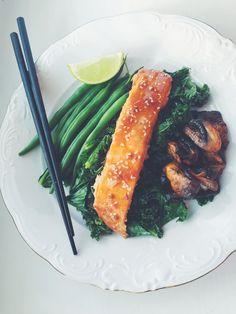 Asian salmon. lainahöyhenissä - Blogi | Lily.fi