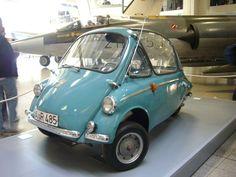 Heinkel Kabine micro car