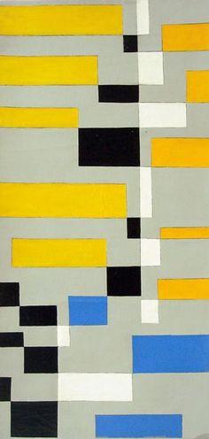 Leon Polk Smith, Untitled, 1946