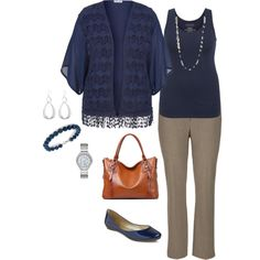 A fashion look from August 2015 featuring maurices tops, maurices and maurices pants. Browse and shop related looks.