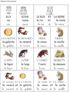 """Thème de Janvier : """"Roule galette"""", les rois et les reines"""