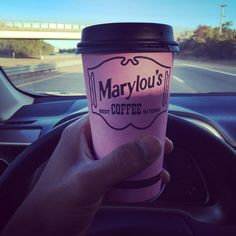 Great way to start off a #Monday with @marylouscoffee!  #marylouscoffee #marylous #bestcoffeeintown
