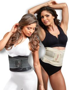 99f2649e76 Genie Hourglass Waist Training Belt - As Seen On TV Waist Trainer