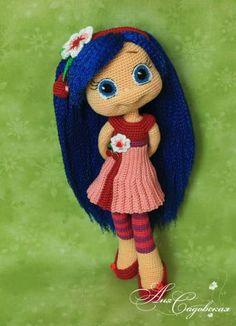 Cherry - My igrushechki - Gallery - admirers amigurumi (knitted toys)