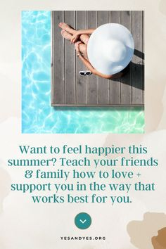 If you're looking for happiness tips, one of the best pieces of happiness advice I can share is to teach your friends and family how to love and support you. Read on for 4 tips on how EXACTLY to do that! Helping Other People, Helping Others, Happy Facebook, You Better Work, Body Love, Mindful Living, Life Advice, Feeling Happy, Self Development