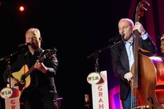 Dailey & Vincent Celebrate Grand Ole Opry Induction With New Record Deal, Album