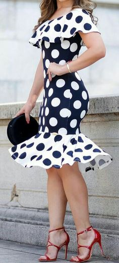 44 Spring Dresses For Work - Women Fashion Trends Casual Dresses, Fashion Dresses, Dresses For Work, Jax Dresses, Look Fashion, Womens Fashion, Fashion Trends, Trending Fashion, Fashion Spring