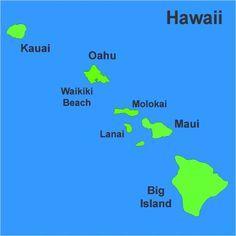 Hawaii, Hawaii, Hawaii  #travel