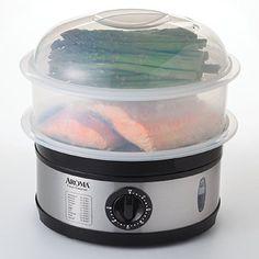 6. Aroma Housewares 5-Quart Food Steamer