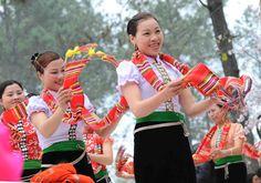Dân tộc Thái - Mộc Châu  pystravel.com