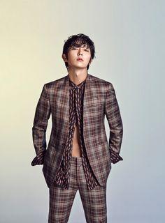 Lee Jun Ki - Geek Magazine May Issue '16