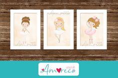 Trio Bailarinas