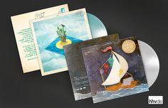 Limitiertes Farbvinyl von Wun Two - Musik Online Shop Vinyl Records, Lp, Ships, Waves, Urban, Projects, Color, Musik, News