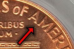 1999 Lincoln Cent Wide AM Reverse - Image Copyright: © 2015 James Bucki; All rights reserved. Valuable Pennies, Rare Pennies, Valuable Coins, Buy Coins, Coins For Sale, Penny Values, Saving Coins, Gold Eagle Coins, Silver Coins