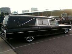 Cool hearse on craigslist