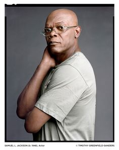 """""""Everything that I've gone through informs me and my opinions in a way, I guess because I am a child of segregation. I lived through it. I lived in it. I was of it."""" -Samuel L. Jackson, one of 19 iconic boomers profiled in """"The Boomer List"""" on American Masters."""