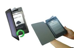 Solar Lighted Cover for Kindle - $79.99 | The Geeky Store