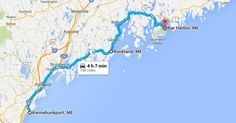 Traveling US Route 1 along the coast of Maine may well be the most interesting and scenic road trip in America. Maine enjoys an abundance of natural attractions including an estimated 5,000 miles of coastline (more than California!).